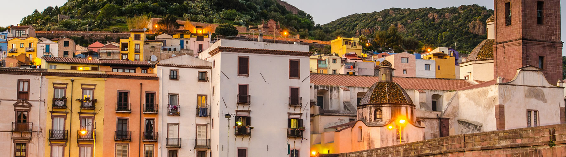Apartamentos Corte Fiorita Bosa Albergo Diffuso